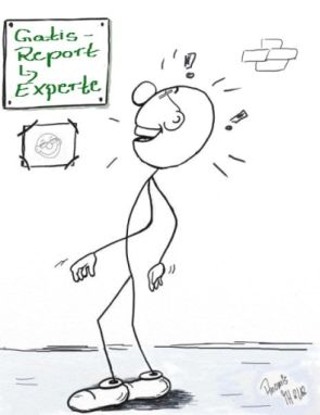Werbeweg Partnerprogramm und Gratisreport