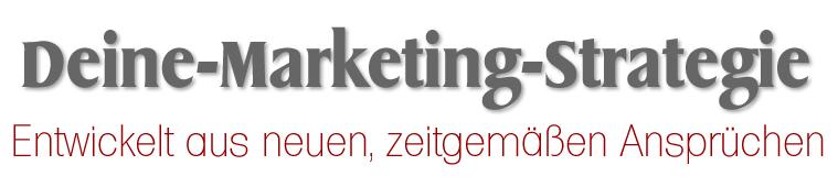 Deine Marketing Strategie